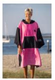 Pancho Pink Robe